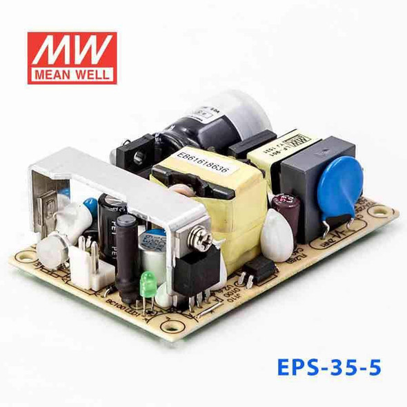 Mean Well EPS-35-5 Power Supply 30W 5V