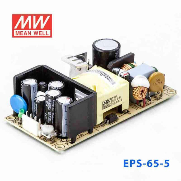 Mean Well EPS-65-5 Power Supply 55W 5V