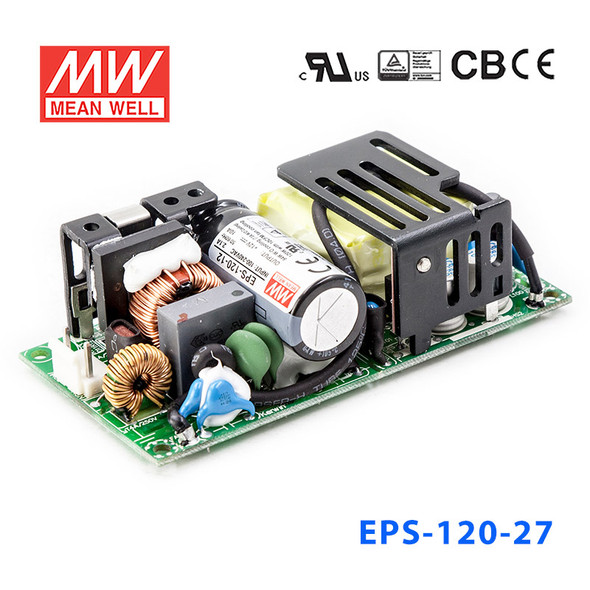 Mean Well EPS-120-27 Power Supply 85W 27V