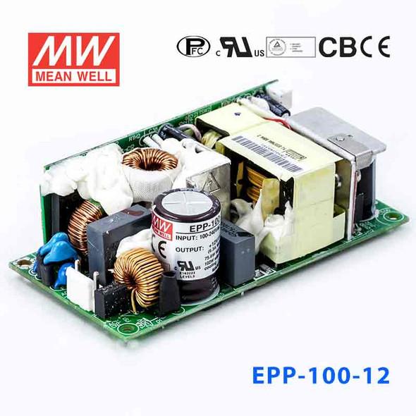 Mean Well EPP-100-12 Power Supply 75W 12V