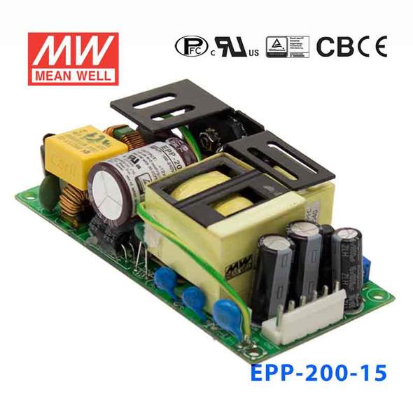 Mean Well EPP-200-15 Power Supply 141W 15V