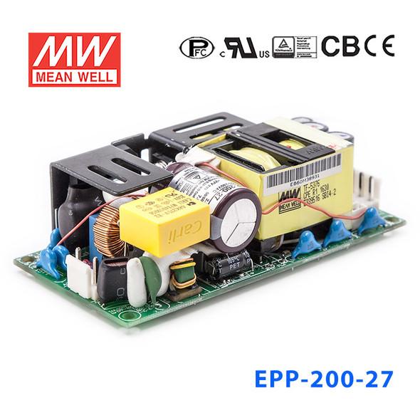 Mean Well EPP-200-27 Power Supply 143W 27V
