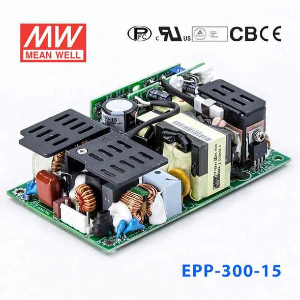 Mean Well EPP-300-15 Power Supply 200W 15V