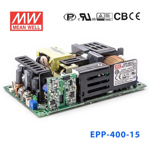 Mean Well EPP-400-15 Power Supply 250W 15V