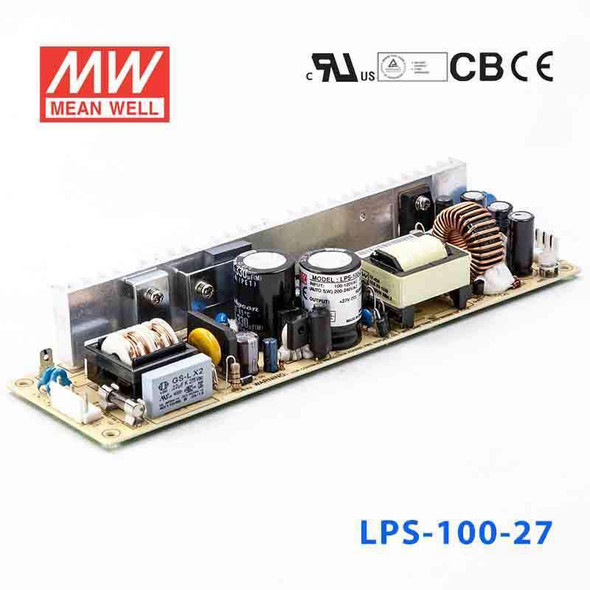 Mean Well LPS-100-27 Power Supply 102W 27V