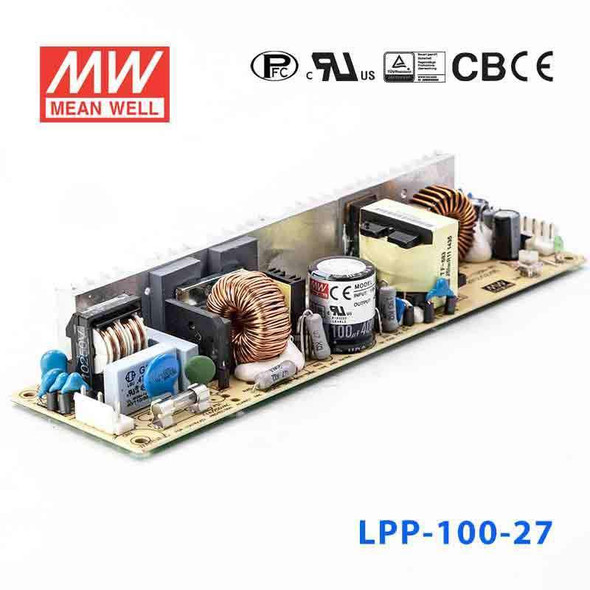 Mean Well LPP-100-27 Power Supply 102W 27V