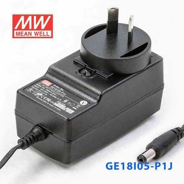 Mean Well GE18I05-P1J Power Supply 12W 5V