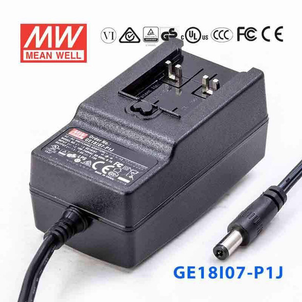 Mean Well GE18I07-P1J Power Supply 13W 7.5V