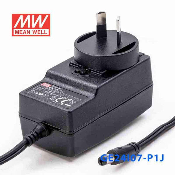 Mean Well GE24I07-P1J Power Supply 15W 7.5V