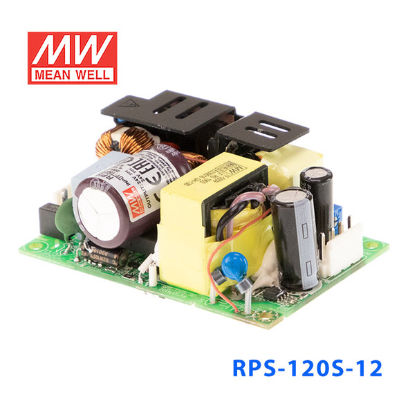 Mean Well RPS-120S-27 Green Power Supply W 27V 4.44A - Medical Power Supply