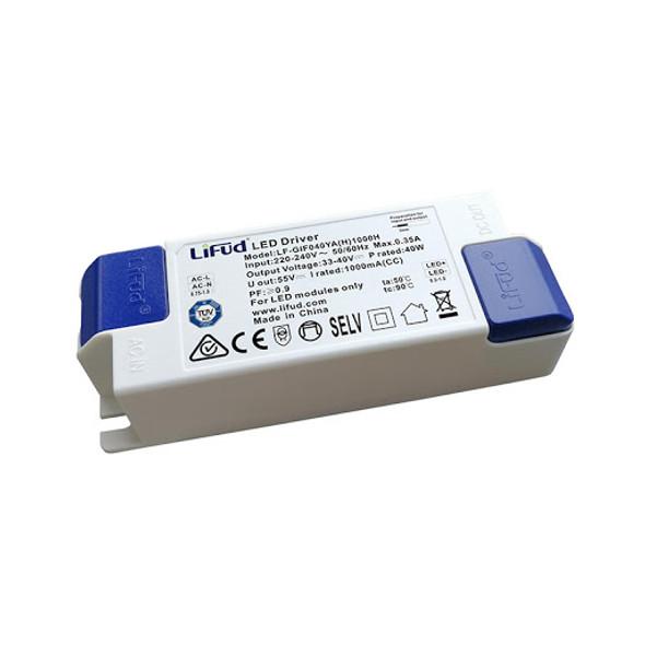 Lifud LF-GIF060YA(L)-1400 LED Driver 35-46W 1400mA - Flicker Free