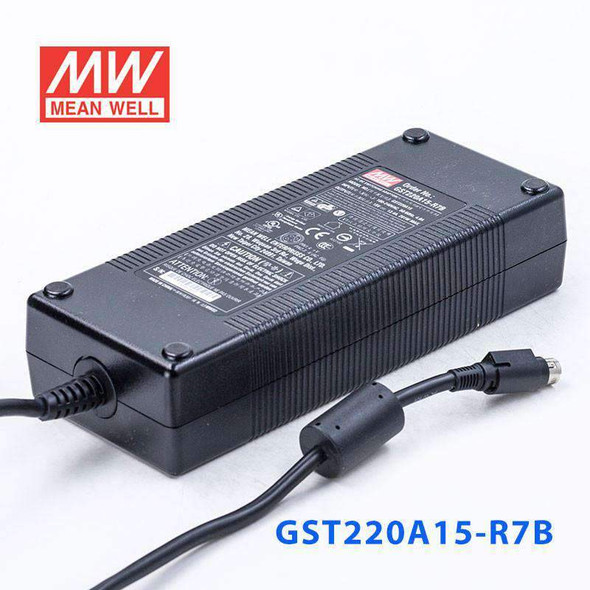 Mean Well GST220A15-R7BPower Supply 201W 15V