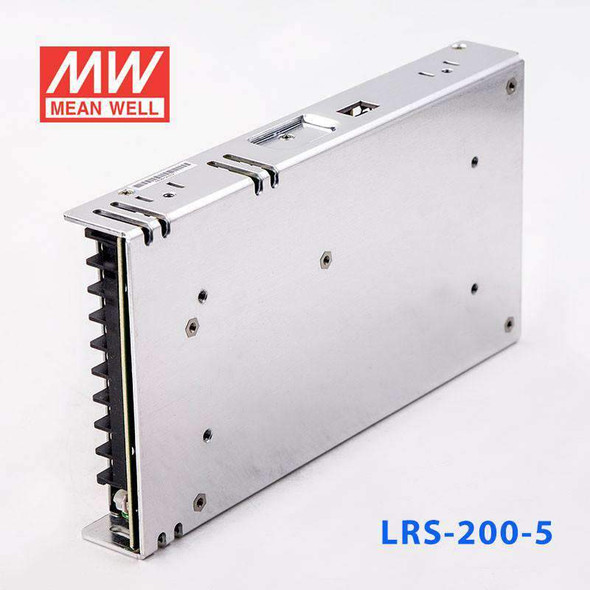 Mean Well LRS-200-5 Power Supply 200W 5V