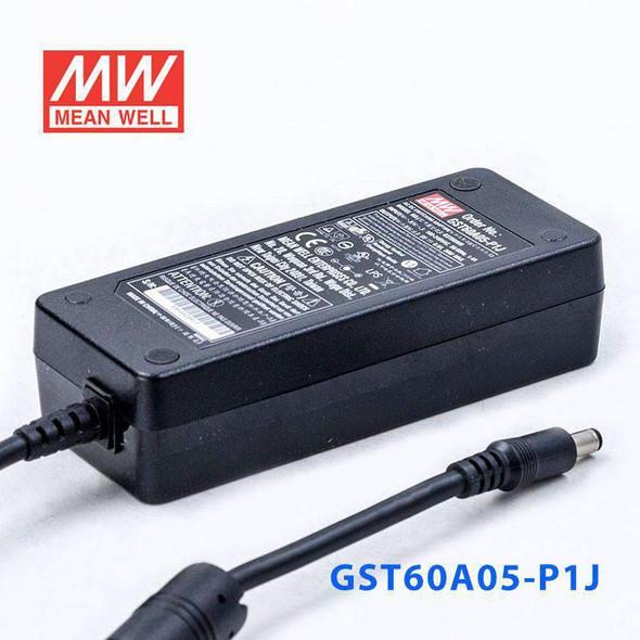 Mean Well GST60A05-P1J Power Supply 30W 5V