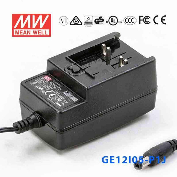 Mean Well GE12I05-P1J Power Supply 10W 5V