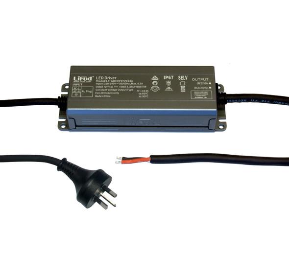 Lifud LF-GOE075YV012A LED Driver 75W 12V - Flicker Free
