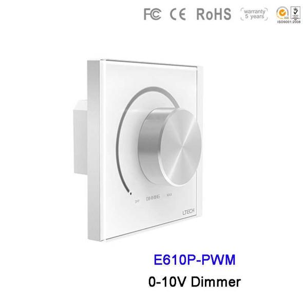 Ltech E610P Rotary Panel - 0-10V Dimmer