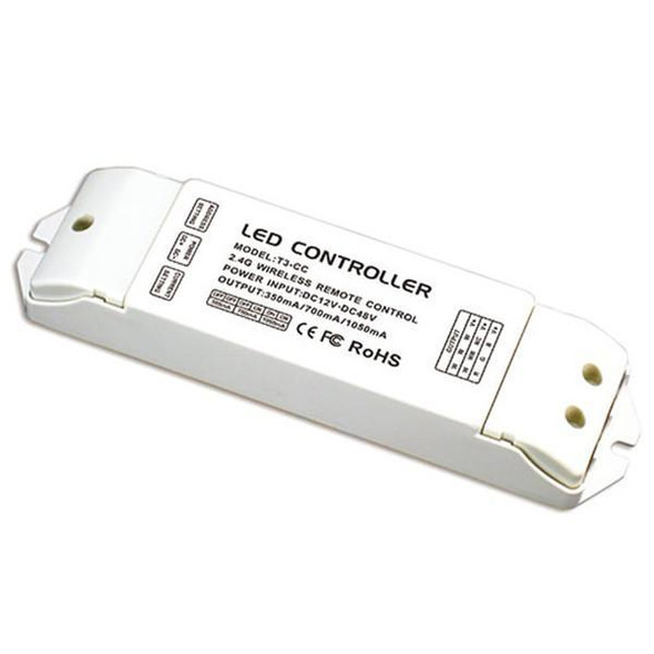 Ltech T3-CC Wireless RF Constant Voltage Controller - 3 Channel