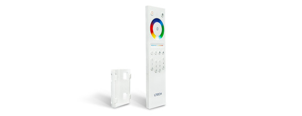 Ltech Q5 Wireless RF Multi-zone Remote - RGBWW