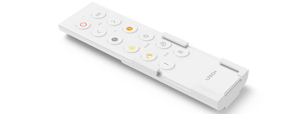 Ltech F2 Wireless RF Single-zone Remote - Colour Temperature
