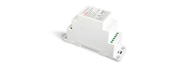 Ltech DIN-411-12A Constant Voltage Controller - DALI Dimming