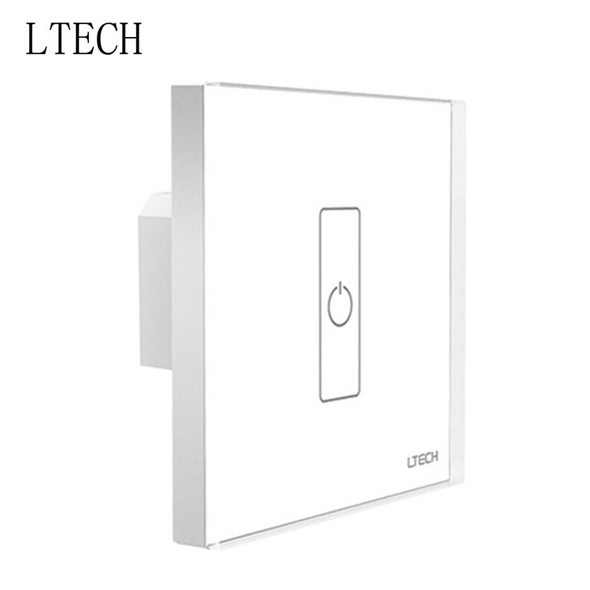 Ltech EDA1 1 Switch Touch Panel - DALI Master Dimmer