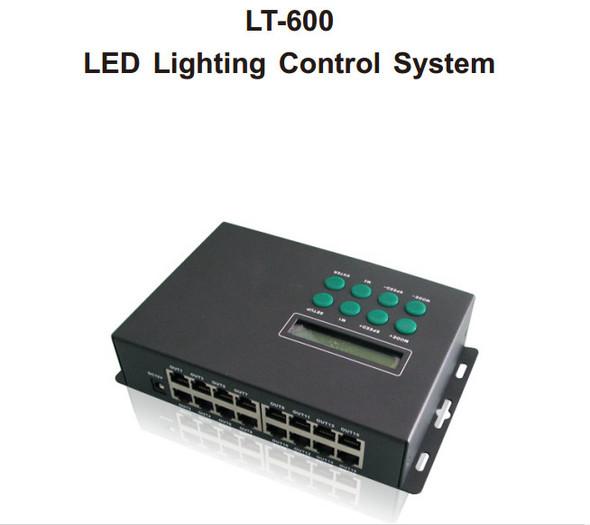 Ltech LT-600 - DMX Master controller