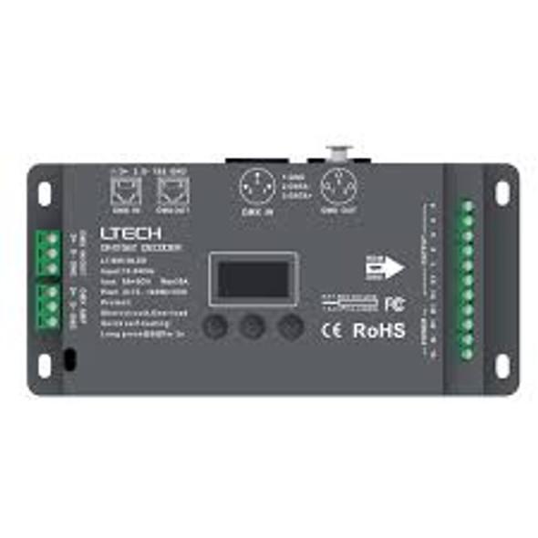 Ltech LT-995-OLED Constant Voltage Decoder - DMX/RDM