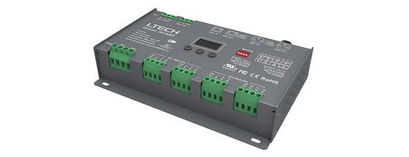 Ltech LT-912 Constant Voltage Decoder - DMX/RDM
