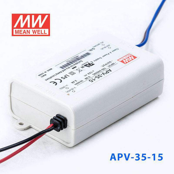 Mean Well APV-35-15 Power Supply 36W 15V