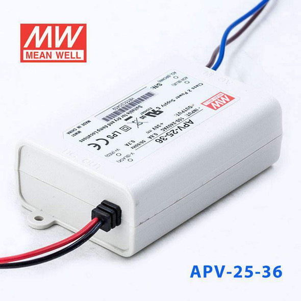 Mean Well APV-25-36 Power Supply 25W 36V