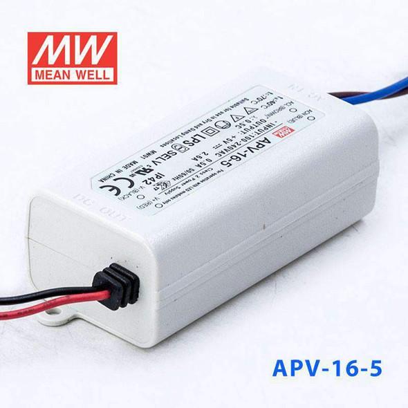 Mean Well APV-16-5 Power Supply 12W 5V