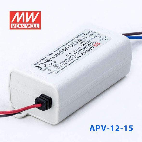Mean Well APV-12-15 Power Supply 12W 15V