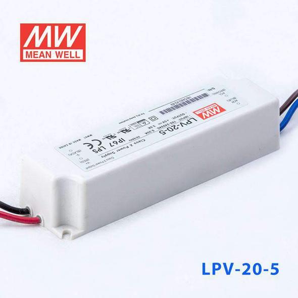 Mean Well LPV-20-5 Power Supply 20W 5V