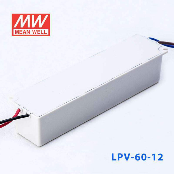 Mean Well LPV-60-12 Power Supply 60W 12V