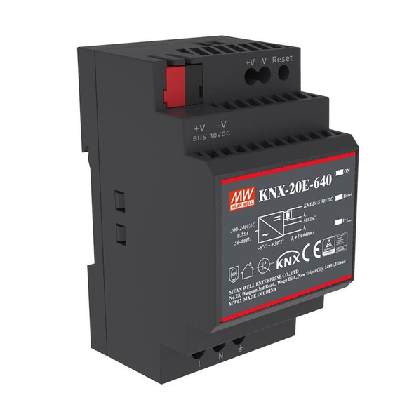 Mean Well KNX-20E-640 KNX Power Supply