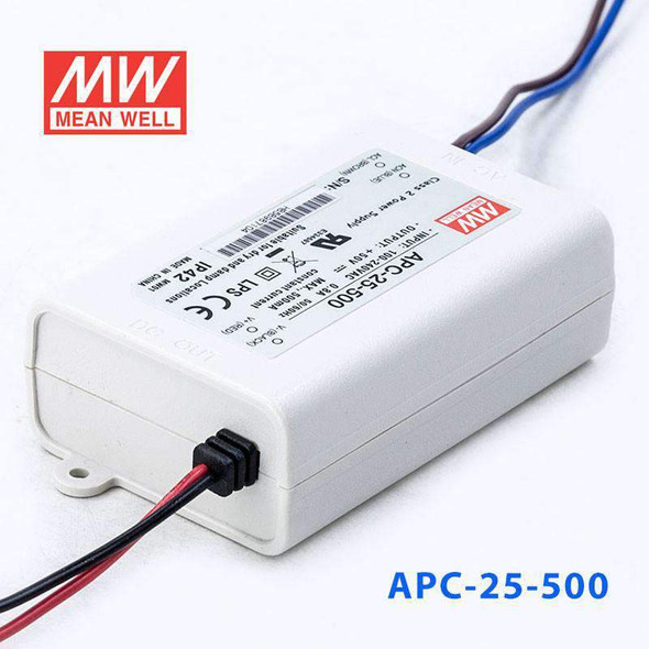 Mean Well APC-25-500 Power Supply 25W 500mA