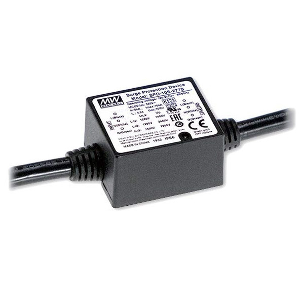 Mean Well SPD-10S-277S Surge Protection Device 120~277VAC 10KV