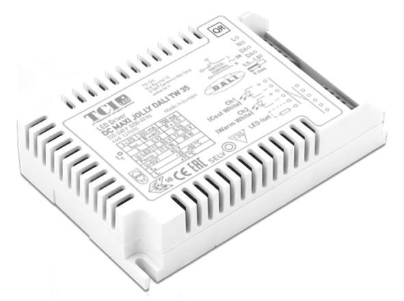 TCI DALI tunable white 45W 500-900mA adjustable constant current driver(127971)