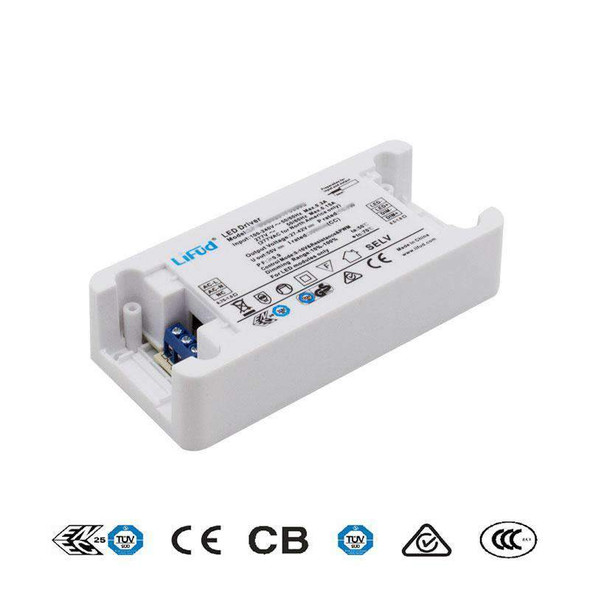 Lifud LF-GDE023YF-500 LED Driver 1.134--30W 500mA - Dimmable