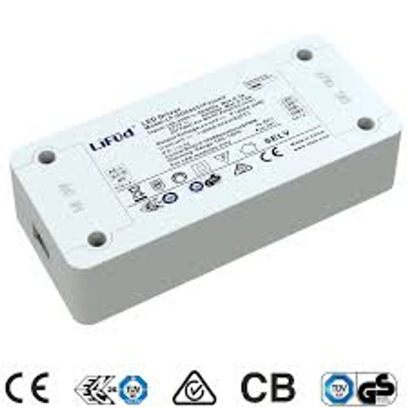 Lifud LF-GDE042YF-900 LED Driver 1.134--30W 900mA - Dimmable