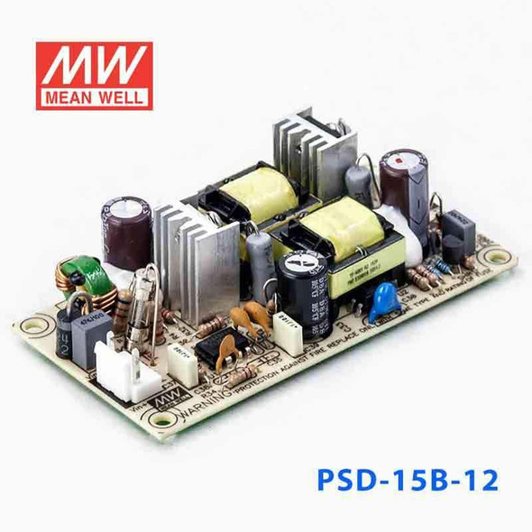 Meanwell PSD-15B-12 DC-DC Converter - 15W - 18~36V in 12V out