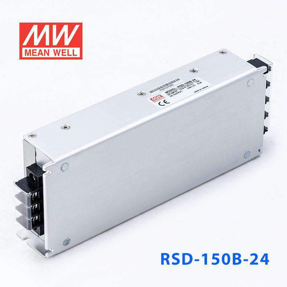 Meanwell RSD-150B-24 DC-DC Converter - 151.2W - 16.8~31.2V in 24V out