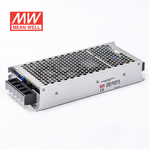 Meanwell RSD-300C-48 DC-DC Converter - 201.6W - 33.6~62.4V in 48V out