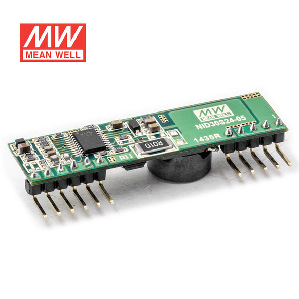 Meanwell NID30S24-05 DC-DC Non-isolated Single Output Converter 12.5W, 5V