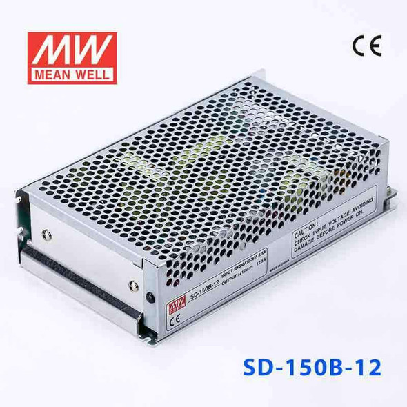 Meanwell SD-150B-12 DC-DC Converter - 150W - 19~36V in 12V out