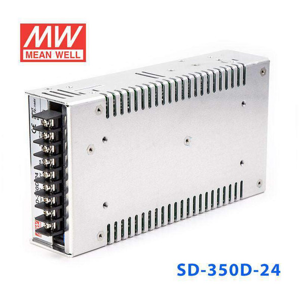 Meanwell SD-350D-24 DC-DC Converter - 350W - 72~144V in 24V out