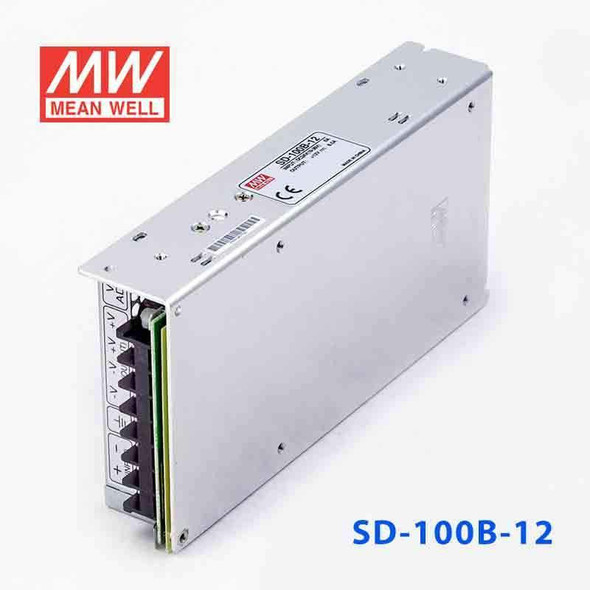 Meanwell SD-100B-12 DC-DC Converter - 100W - 19~36V in 12V out