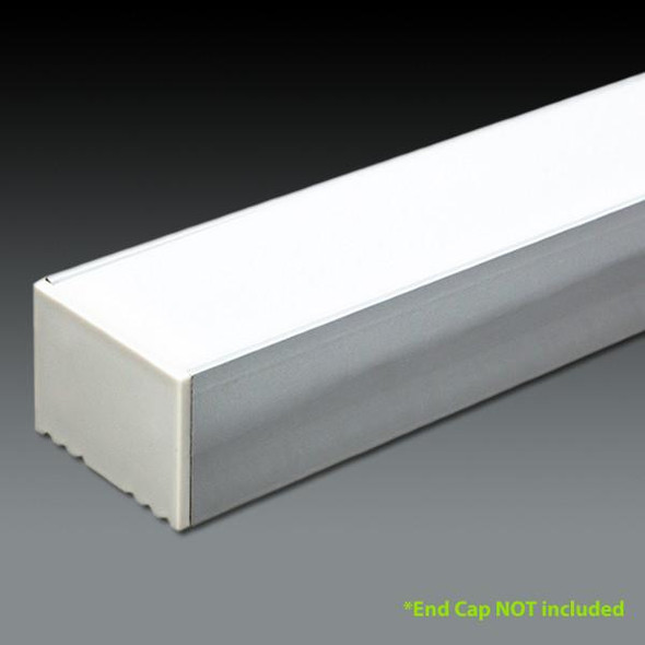 LED Extrusion EXLP36 Linear Profile - 2 Metres