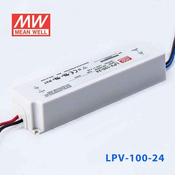 Mean Well S-LPV-100-24 Power Supply 100W 24V with AU/NZ plug